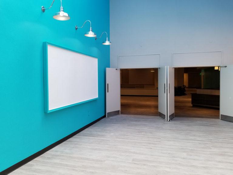 amenity renovation corridor