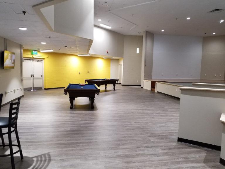 amenity renovation pool hall (2)