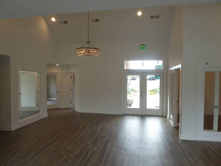 apartment amenity renovation interior painting lighting flooring leasing office clubhouse