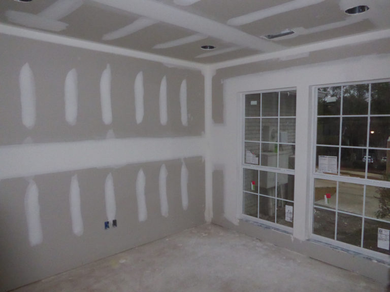 apartment amenity renovation interior sheetrock drywall finish leasing office clubhouse