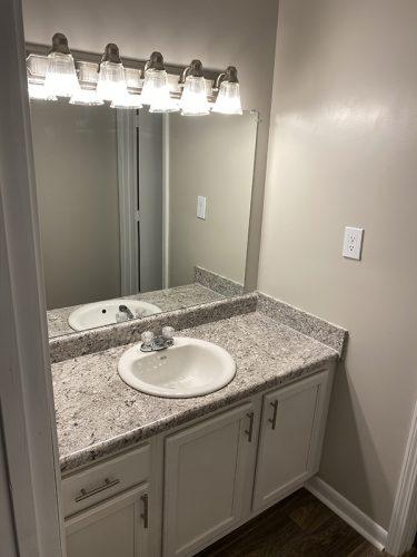 HR Bathroom Vanity