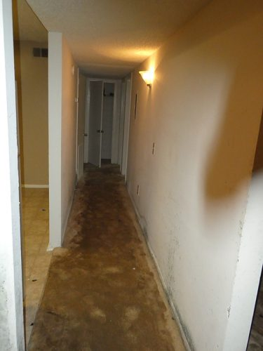 HR Hall Before