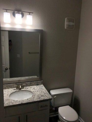 apartment bathroom renovation