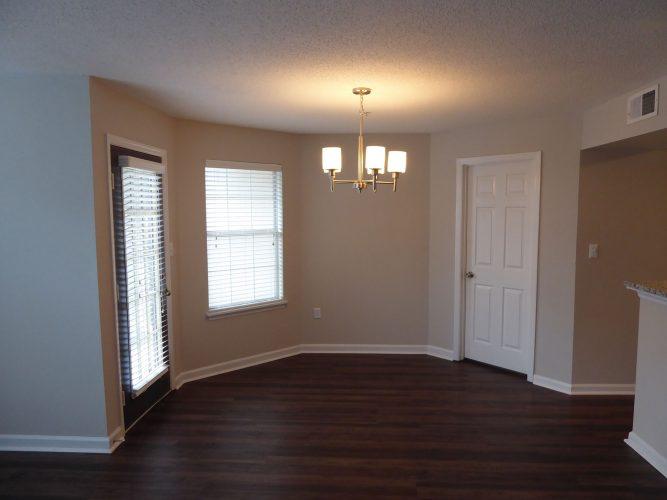 apartment dining room lighting renovation(1)