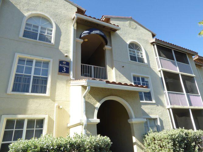 apartment stucco paint exterior renovation