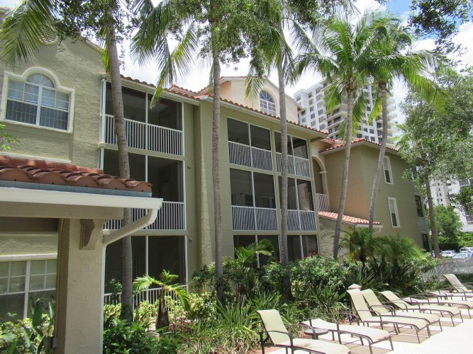 apartment stucco paint exterior renovation(4)