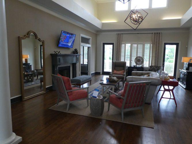 lounge lobby